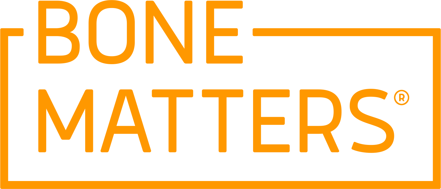 Bone Matters program logo